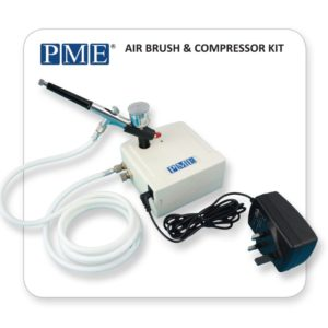 Airbrush & Compressor kit - All things Baking