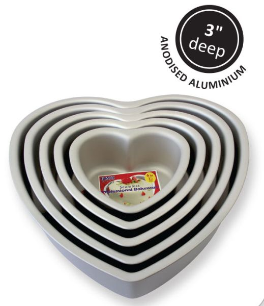 Heart Cake Pan 12 X3 Quot All Things Baking