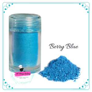 Pearlescent Lustre - Berry Blue