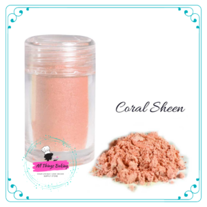 Pearlescent Lustre - Coral Sheen