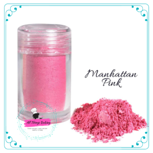Pearlescent Lustre - Manhatten Pink