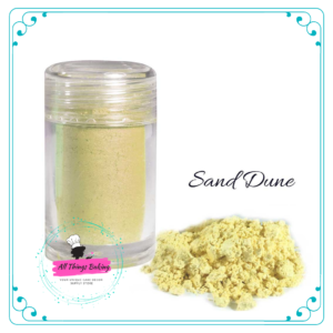 Pearlescent Lustre - Sand Dune