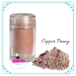 Pearlescent Lustre - Copper Penny