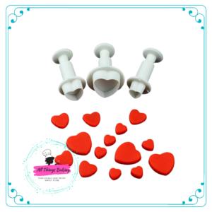 Plunger Cutter - Heart