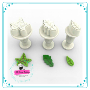 Plunger Cutter - Mini Leaves