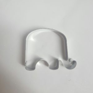Stainless Steel Cutter - Elephant 7x8.5cm