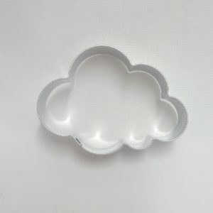 Stainless Steel Cutter - Puffy Cloud