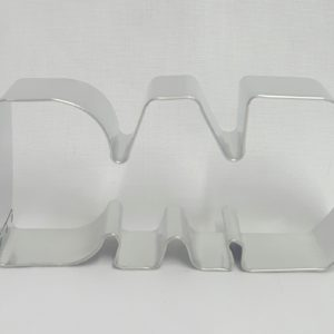 Stainless Steel Cutter - DAD 5.5x12.5cm