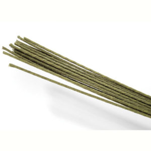 Covered Wire Green #18 (pack of 50)