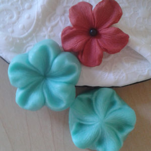 Silicone Mould - 3D Flower (lrg)