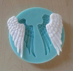 Silicone Mould - Angel Wings