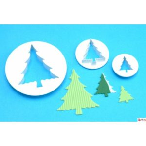 Plastic Cutter - Christmas Tree