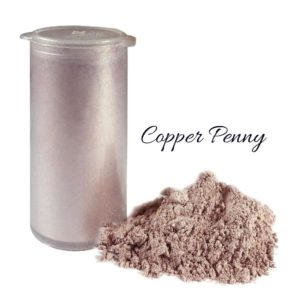 Pearlescent Lustre Collection - Copper Penny