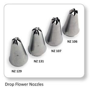 Drop Flower Nozzle #NZ107