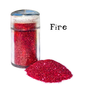 Glitter - Glitz Collection Fire
