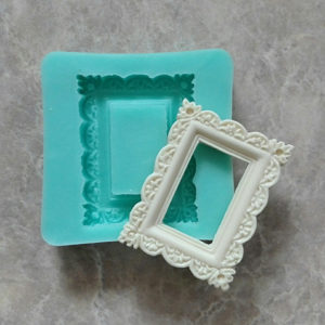 Silicone Mould - Frame (sml)