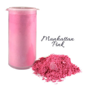 Pearlescent Lustre Collection - Manhatten Pink