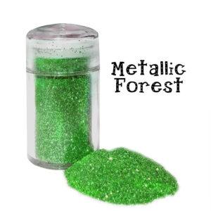 Glitter - Glitz Collection Metallic Forest