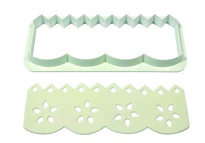 Cutters - Straight Frill