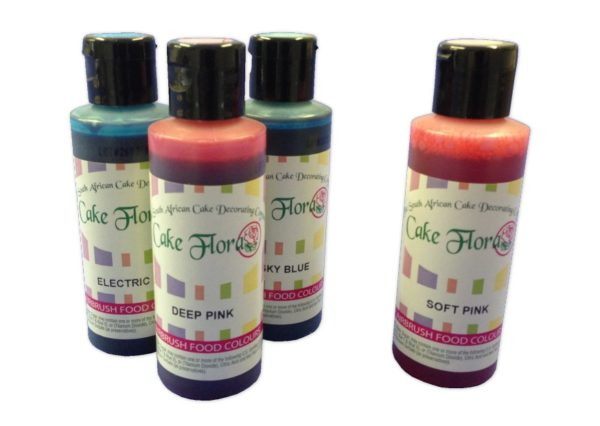 Airbrush Colour 133ml - Electric Pink