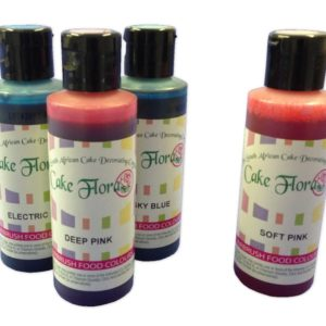 Airbrush Colour 133ml - Electric Yellow
