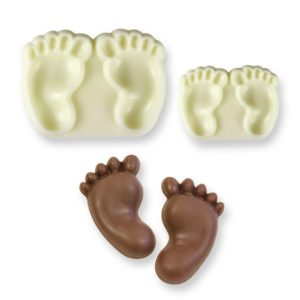Moulds - Pop It Baby Feet