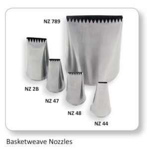 Basketweave Nozzle #NZ2B