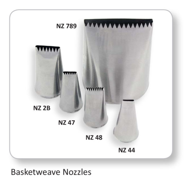 Basketweave Nozzle #NZ789
