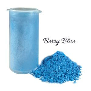 Pearlescent Lustre Collection - Berry Blue
