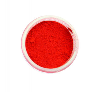 Powder Colour 2g - Chilli Red