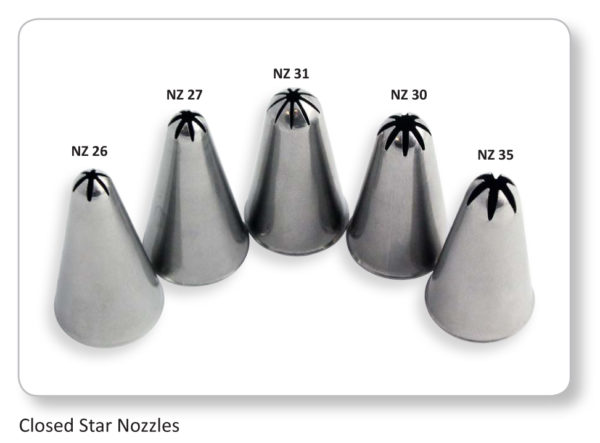 Closed Star Nozzle #NZ27