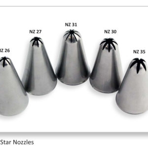 Closed Star Nozzle #NZ31