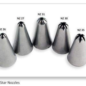 Closed Star Nozzle #NZ35