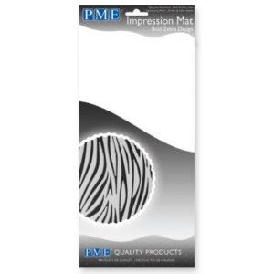 Impression Mat - Zebra