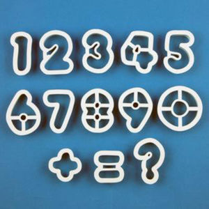 Cutters - Numerals Set