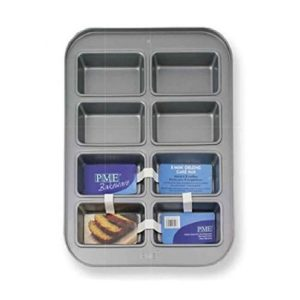 Mini Oblong Cake Pan
