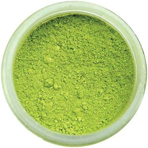 Lustre Powder Colour 2g - Pistachio Sparkle