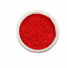 Lustre Powder Colour 2g - Razzle Dazzle Red
