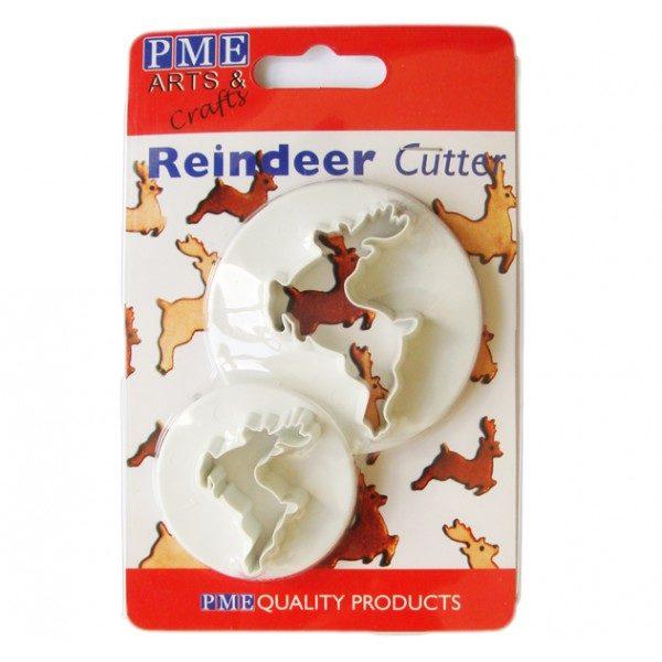 Plastic Cutter - Reindeer