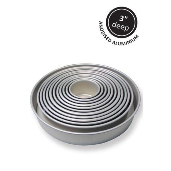 "Round Cake Pan (5x3"")"