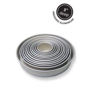 "Round Cake Pan (6x3"")"