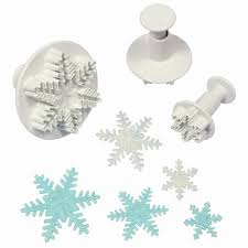 Plunger Cutter - Snowflake