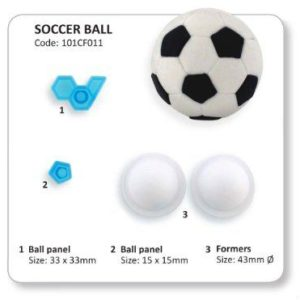 Cutter - Soccer Ball