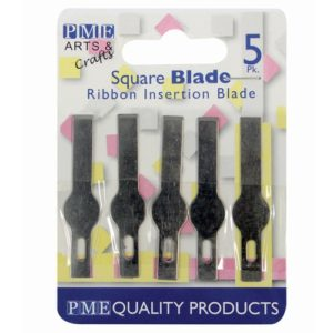Spare Ribbon Blades - pack of 5