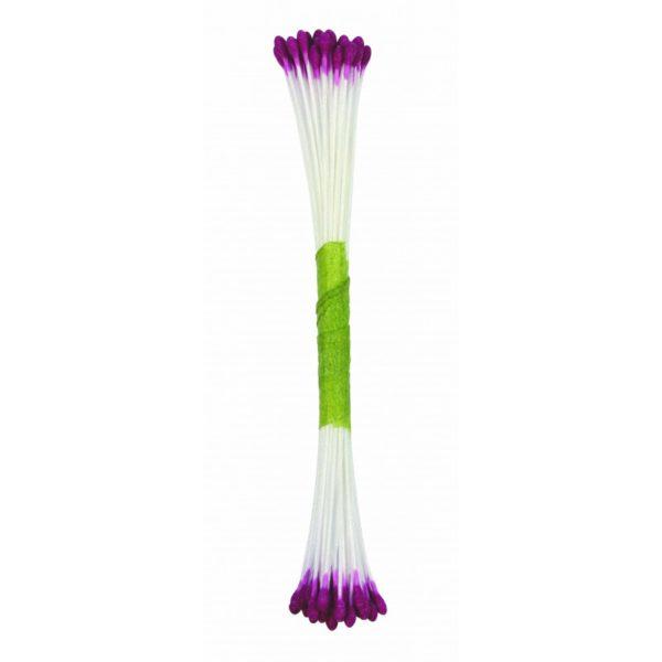 Plain Stamen Medium Purple