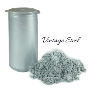 Pearlescent Lustre Collection - Vintage Steel