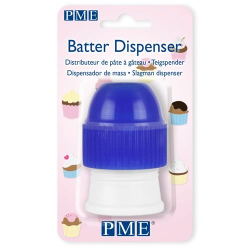 Essentials Of Cake Decorating : Batter Dispenser - All Things Baking
