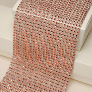 Diamante Strip - Rose Gold