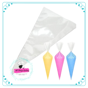 Re-Usable Plastic Piping Bags