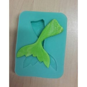 Mermaid Tail - Silicone Mould - All Things Baking